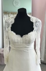 Caroline Parkes | Wedding Dress | A Line | D390
