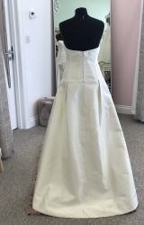 Kate Halfpenny   Wedding Dress   Tea Length   D386