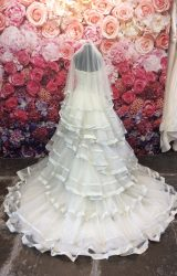 Ian Stuart | Wedding Dress | A Line | ST83