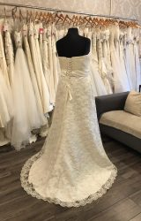 Hilary Morgan | Wedding Dress | A Line | C86JL