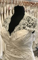 Hilary Morgan | Wedding Dress | A Line | C75JL