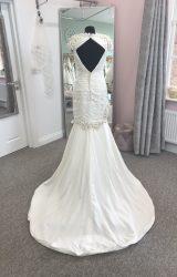 Ian Stuart | Wedding Dress | Drop Waist | D626K
