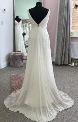 Sassi Holford   Wedding Dress   Empire Line   D554K
