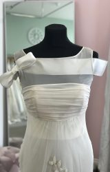 David Fielden | Wedding Dress | Column | D566K