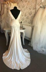 Ritva and Chenca   Wedding Dress   Drop Waist   B139M