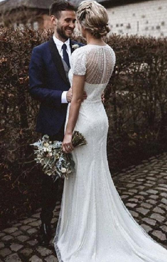 Jenny Packham | Wedding Dress | Aline | C569 | Bridal Reloved