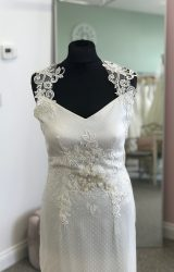 Terry Fox | Wedding Dress | Column | D667