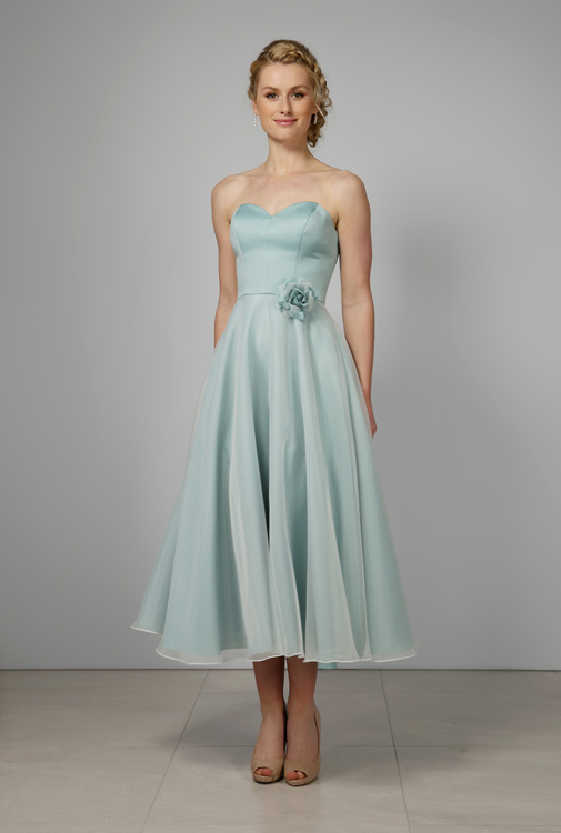 Mint green bridesmaids dress Bridal Reloved