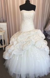 Ian Stuart | Wedding Dress | Aline | B165