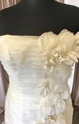 Ian Stuart | Wedding Dress | Drop Waist | C115