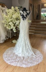 Modeca Le Papillon | Wedding Dress | Fit to Flare | L277C
