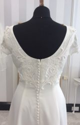 Venus | Wedding Dress | Aline | WF17H