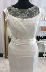 David Fielden | Wedding Dress | Fit to Flare | WF38H