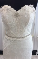 Terry Fox | Wedding Dress | Fit to Flare | WF39