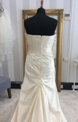 Madeline Isaac James   Wedding Dress   Fit to Flare   WF46