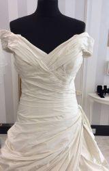 Ian Stuart | Wedding Dress | Drop Waist | WF47