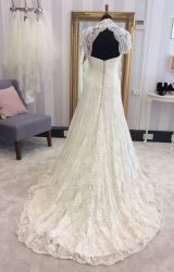 Sassi Holford   Wedding Dress   Fit to Flare   WF8H