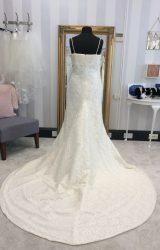 Pronovias | Wedding Dress | Fit to Flare | WF80H