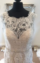 Art Couture | Wedding Dress | Fit to Flare | LE115M
