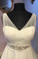 Ellis Bridal | Wedding Dress | Aline | W304L