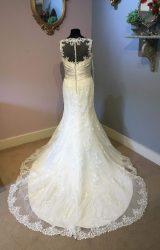 Justin Alexander | Wedding Dress | Fit to Flare | W306L