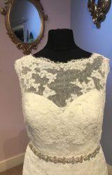 Pronovias | Wedding Dress | Fit to Flare | W311L
