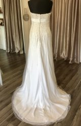 Justin Alexander | Wedding Dress | Aline | C125JL