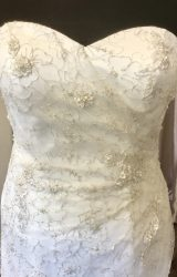 Ronald Joyce | Wedding Dress | Fit to Flare | C126JL