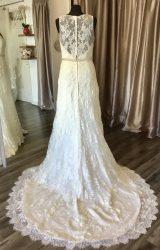 Jasmine | Wedding Dress | Fit to Flare | C127JL |