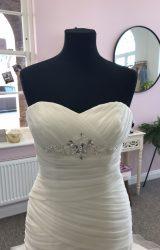 Mark Lesley | Wedding Dress | Fishtail | D801K