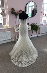 Alfred Sung | Wedding Dress | Fishtail | D799K