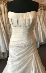Suzanne Neville   Wedding Dress   Aline   B156