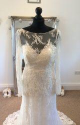 Ellis Bridal | Wedding Dress | Column | LE119M