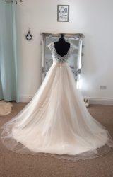 Eternity Bride   Wedding Dress   Aline   LE130M