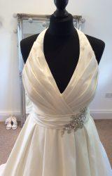 Eternity Bride | Wedding Dress | Halter Neck | LE128M