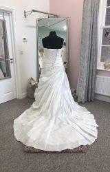Veromia | Wedding Dress | Drop Waist | D805K