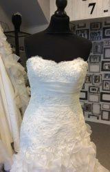 Pronovias | Wedding Dress | Drop Waist | H176M
