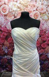 Madeline Isaac James | Wedding Dress | Drop Waist | ST181