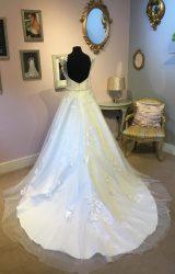 Phil Collins | Wedding Dress | Aline | W330L
