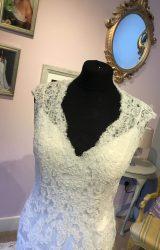 Maggie Sotterro | Wedding Dress | Fit to Flare | W333L