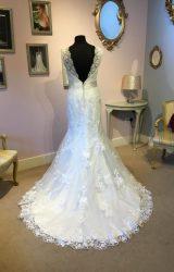Justin Alexander | Wedding Dress | Fit to Flare | W334L