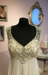 Maggie Sottero   Wedding Dress   Column   W335L