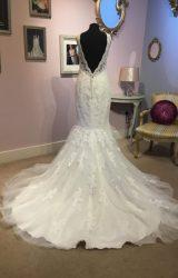 Morilee | Wedding Dress | Fishtail | W342L