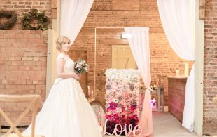 The English Wedding Blog – Peach Gold Wedding Style Edit From The Barns