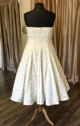 Stephanie James | Wedding Dress | Tea Length | C124