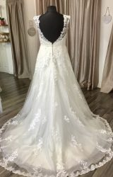 Maggie Sotterro | Wedding Dress | Aline | C128JL