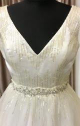Hilary Morgan   Wedding Dress   Aline   C130JL