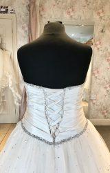 Tiffanys | Wedding Dress | Aline | D815K