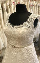 Maggie Sotterro | Wedding Dress | Aline | C128JL
