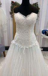 Essense of Australia | Wedding Dress | Aline | WF87H